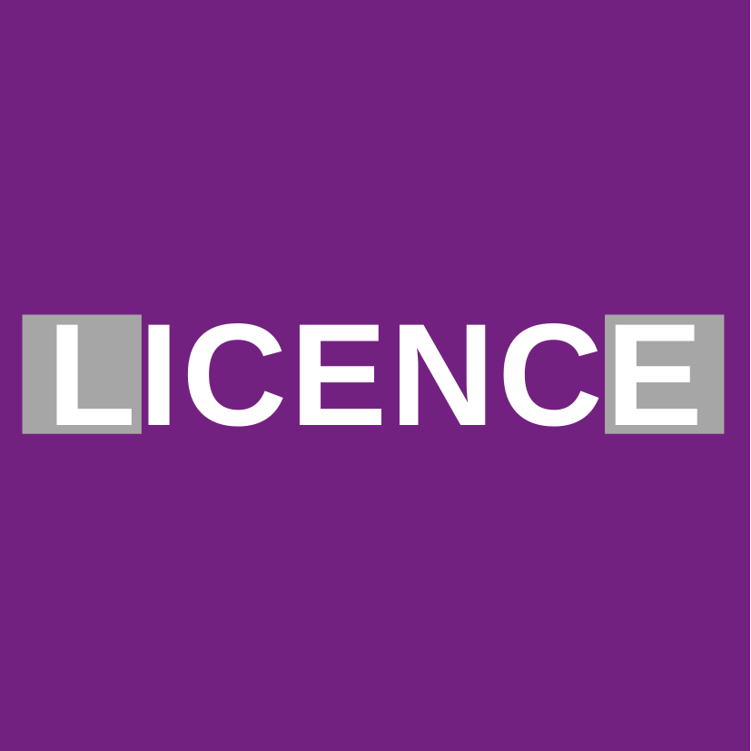 icone licence