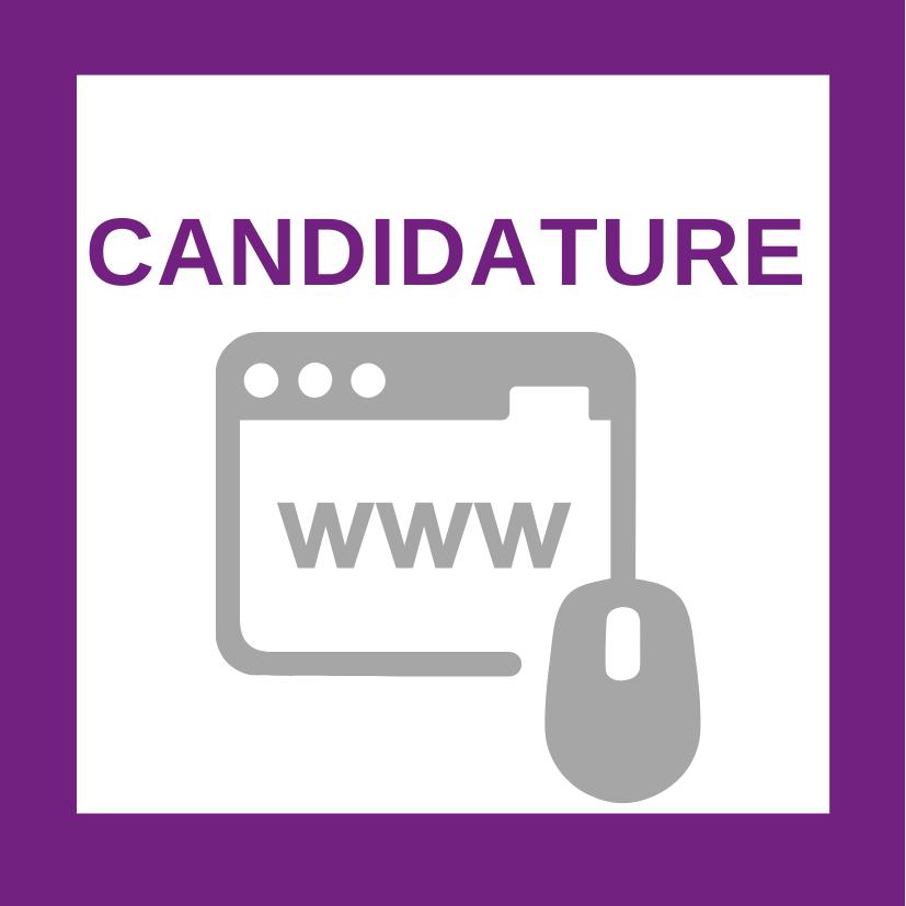 icnone candidature
