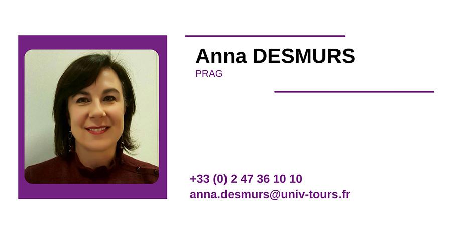 cv ANNA-DESMURS