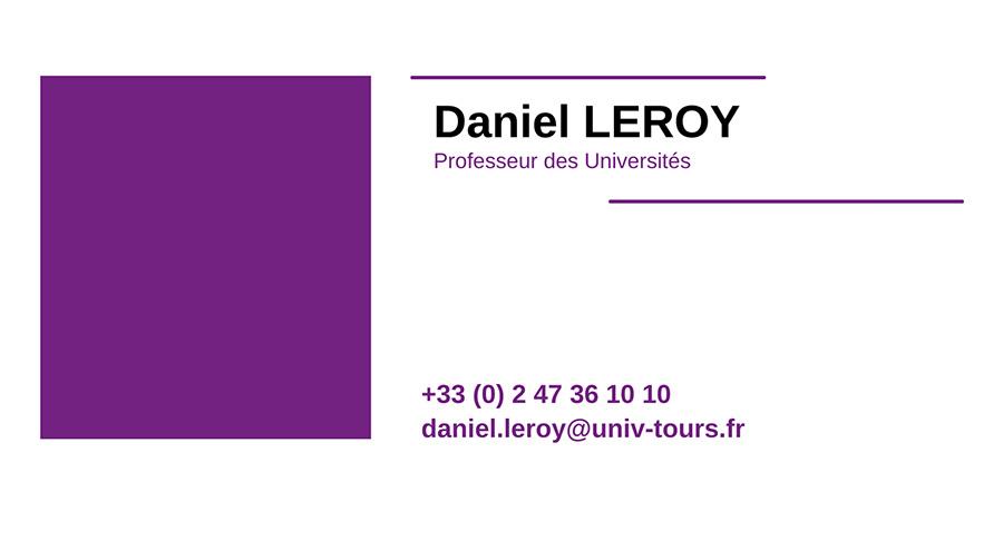 cv DANIEL-LEROY