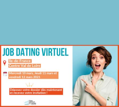 actu job dating